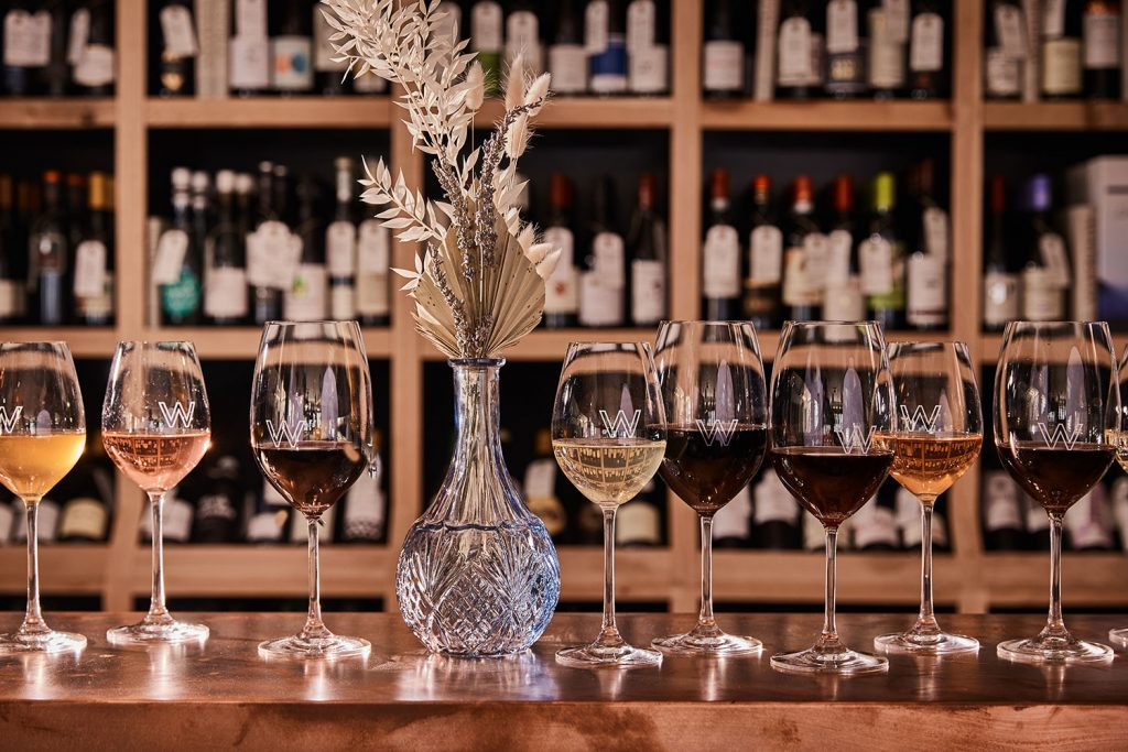 Wilding Wine Event